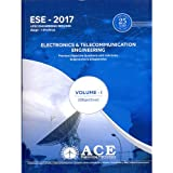 ESE2017 Stage1 (Prelims) Electronics & Telecommunication Engineering Objective Volume 1, Previous Objective Questions with solutions, subject wise & chapter wise. (ESE 2017 UPSC Engineering Services Stage1 (Prelims))
