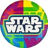 Discraft Star Wars Logo Supercolor ESP Buzzz Midrange Golf Disc - 175-176g