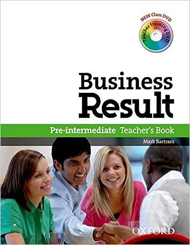 Descargar Mejortorrent Business Result Pre-intermediate. Teacher's Book And Dvd Pack Epub Sin Registro