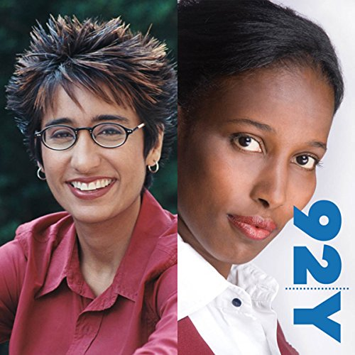 Irshad Manji and Ayaan Hirsi Ali at the 92nd Street Y on The Trouble with Islam