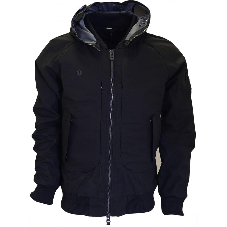 883 Police Phantom Northrop Goggle Black Jacket