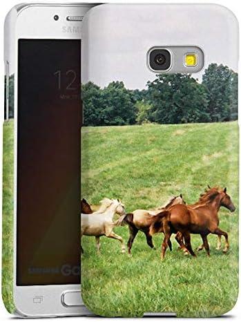 DeinDesign Samsung Galaxy A3 2017 Coque Étui Housse Chevaux ...