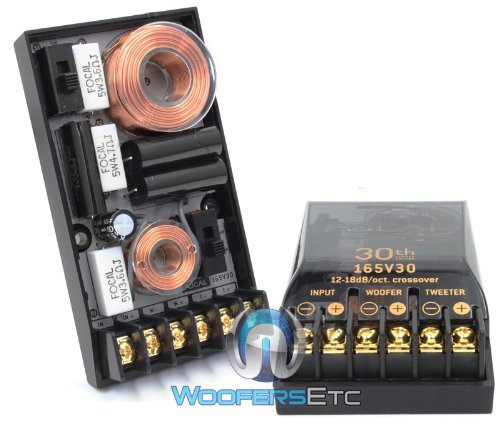 V30-XO- Focal 30th Limited Edition 2 Way Passive Crossovers from 165V30 by Focal (Image #5)