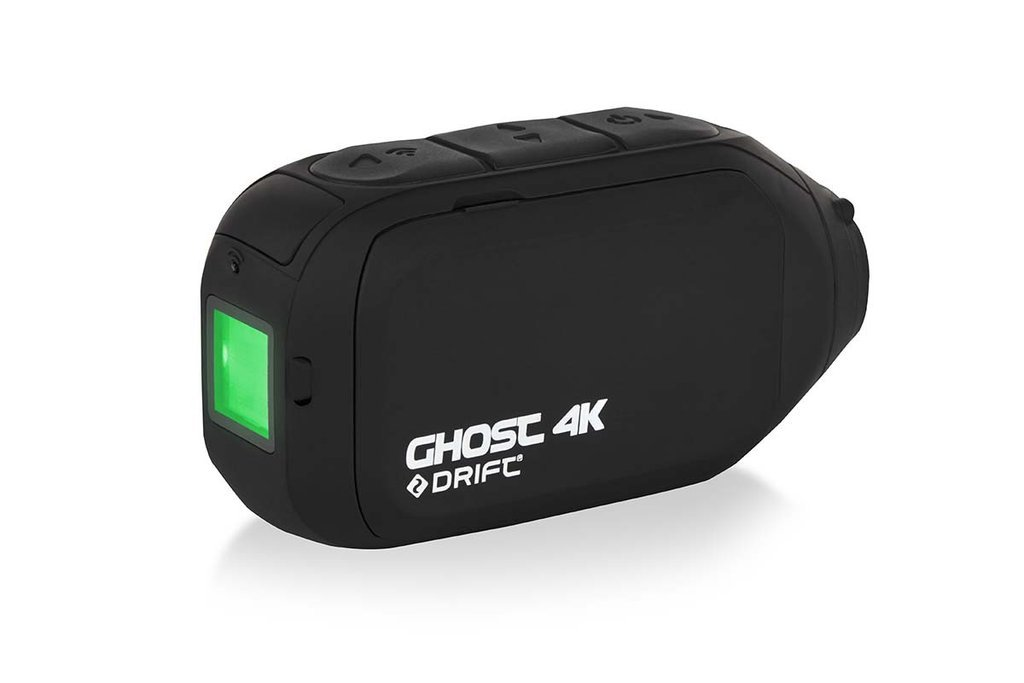 Drift Innovations Ghost 4K Action Camera 10-010-00
