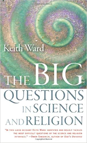 Book The Big Questions in Science and Religion