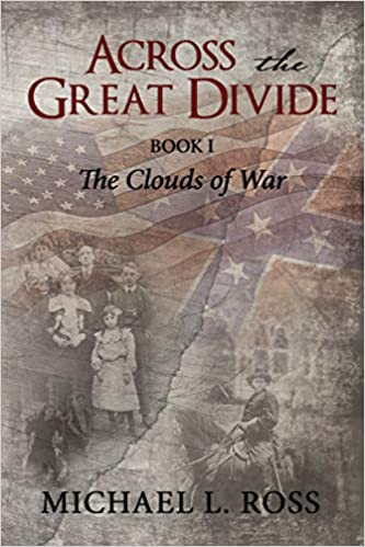 Image result for Across the Great Divide: Book 1 The Clouds of War