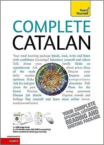 e-book Complete Catalan: Teach Yourself: Audio eBook (Teach Yourself