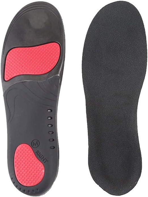 Unisex Memory Foam Orthotics orthopedic Arch Shoe Insoles Pad Insert Pain Relief
