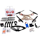 Safstar Syma X8HW 2.4G 4CH WIFI FPV Gyro RC Quadcopter Drone HD Camera UAV RTF UFO