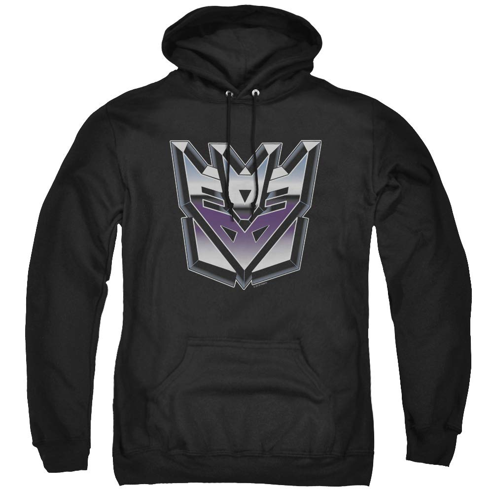 Transformers Decepticon Airbrush Logo Unisex Adult Pullover For And Shirts