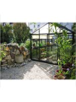 Bundle-94 Royal Victorian 10' x 15' Glass Greenhouse (2 Pieces)