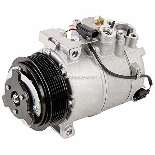 Ac Compressor Mercedes Benz (Brand New Premium Quality AC Compressor & A/C Clutch For Mercedes-Benz - BuyAutoParts 60-01740NA New)