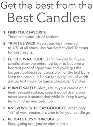 Most Popular Jar Candles