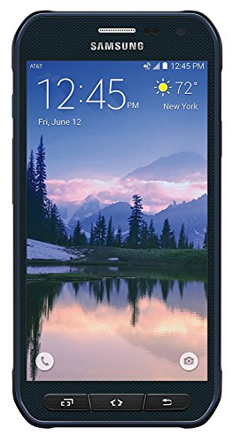 Click to buy Samsung Galaxy S6 Active G890A 64GB Unlocked GSM - Blue (Certified Refurbished) - From only $374.95
