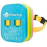 TOYSHARING Back Float Safety Swim Bubble Belt