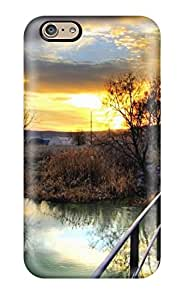 Creeper Broken Glass's Shop Premium Iphone 6 Case - Protective Skin - High Quality For Sun Beginning 3246323K12868066