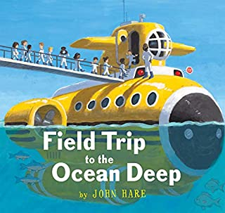 Book Cover: Field Trip to the Ocean Deep