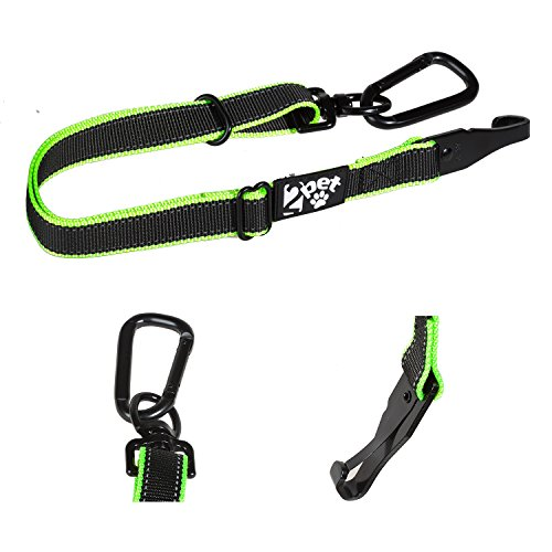 2PET Dog Seatbelt Strap Adjustable