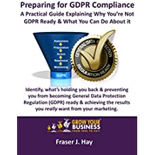 Preparing for GDPR Compliance