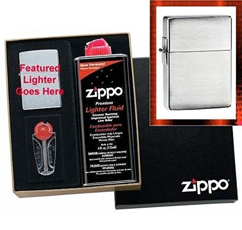 """1935 Replica"" Zippo Lighter Gift Set"