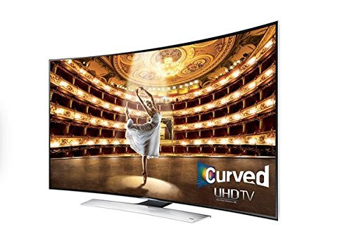 Click to buy Samsung UN65HU9000 Curved 65-Inch 4K Ultra HD 120Hz 3D Smart LED TV (2014 Model) - From only $3420