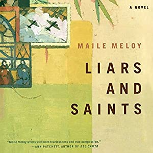 Liars and Saints Audiobook