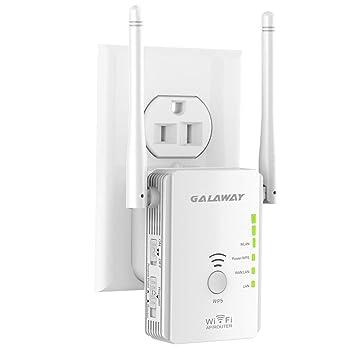 Amazon.com: Galaway V1007046 Mini extensor de alcance WiFi ...