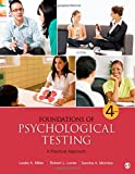 Foundations of Psychological Testing 4th Edition