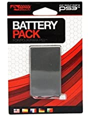 KMD Rechargeable Internal Controller Pack Battery-Black, PlayStation 3