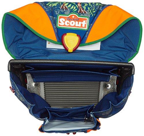 Scout Sac à Dos Enfants Jeu de l'Ecole, 40 cm, 19 L, Multicolore (Bleu)