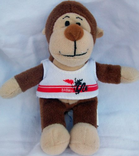 Marvelous Monkey Doll - McDonald's Happy Meal Build-a-Bear Workshop Plush Toy #4