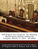 Crs Report for Congress, Mark E. Manyin, 129324659X