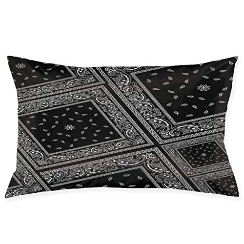 GOODJS Young Jeezy Gangsta Party 2030inch Wrinkle and Fade Resistant Hypoallergenic Printed Pillow Cases