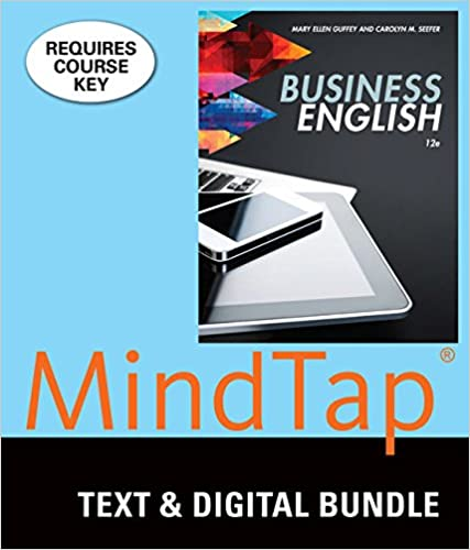 Bundle business english loose leaf version 12th lms integrated bundle business english loose leaf version 12th lms integrated for mindtap business communication 1 term 6 months printed access card 12th edition fandeluxe Image collections