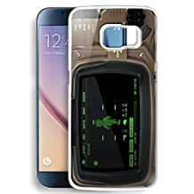 Pip-Boy 4000 - Fallout 4 for Samsung Galaxy S6 Edge Black case