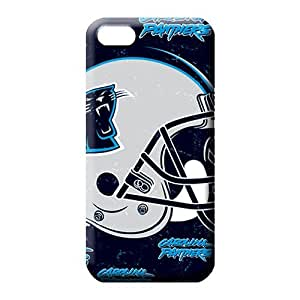 iphone 6plus 6p phone carrying cover skin Protective Appearance Protective Cases carolina panthers nfl football