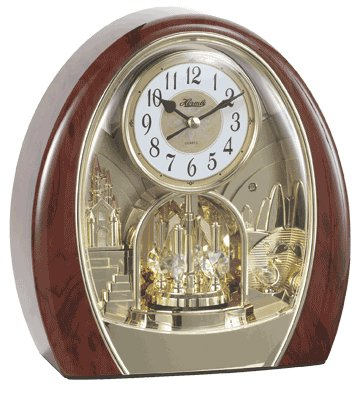 Hermle Jessica Musical Table Clock (Jessica Wall Clock)