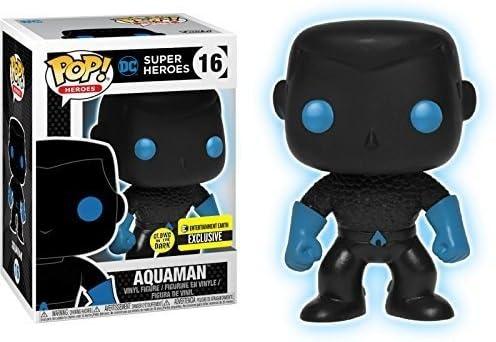 Glow in the Dark Exclusive Funko Pop Vinyl DC Heroes Aquaman