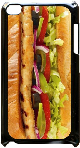 ipod 4 cases bread - 5