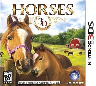 Horses 3D from UBI Soft