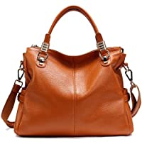 TOP-BAG® nice women ladies' genuine leather tote satchel shoulder handbag, SF0951