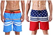 MILANKERR Men's Swim Tr
