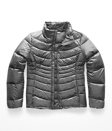 The North Face Women's's Aconcagua Jacket II - Shiny Mid Grey - S