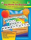 Big Words for Big Kids, Dorothy Hall and Elaine Williams, 0887241158