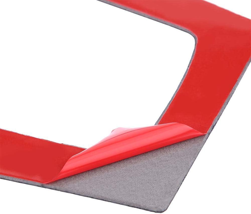 KIMISS Panneau Int/érieur Garniture de Commande Changement de Vitesse de Console pour A3 2012-2018 Type A 8V