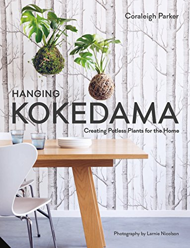 (Hanging Kokedama: Creating Potless Plants for the Home)