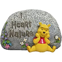 Design International Group LDG88131 Welcome Stone, 4 by 6.75-Inch, Pooh
