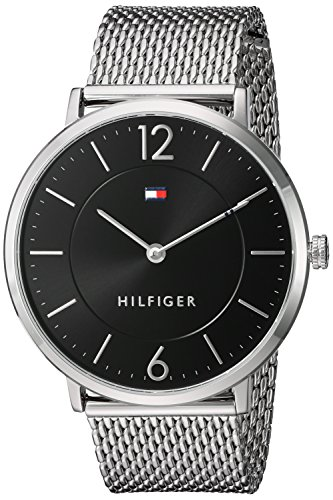 Tommy Hilfiger Men's 'Sophisticated Sport' Quartz Stainless Steel Watch, Color:Silver-Toned (Model: 1710355) by Tommy Hilfiger (Image #4)