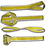 Motorup America Tie Down Straps (Pack of 4) for