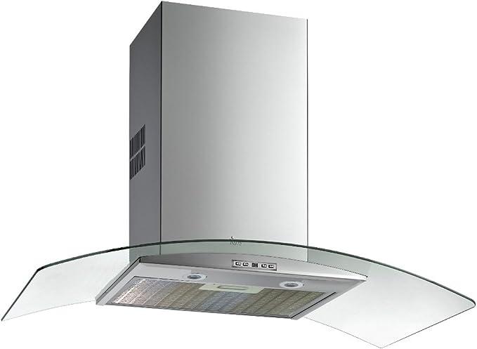Teka NC 785 De pared Acero inoxidable 807m³/h A - Campana (807 m³/h, Canalizado, A, A, C, 68 dB): 200.53: Amazon.es: Grandes electrodomésticos